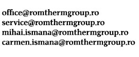 Romtherm Group srl Piatra neamt