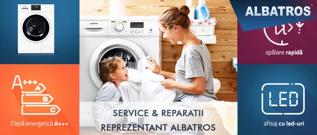 service si reparatii masini de spalat albatros piatra nemt